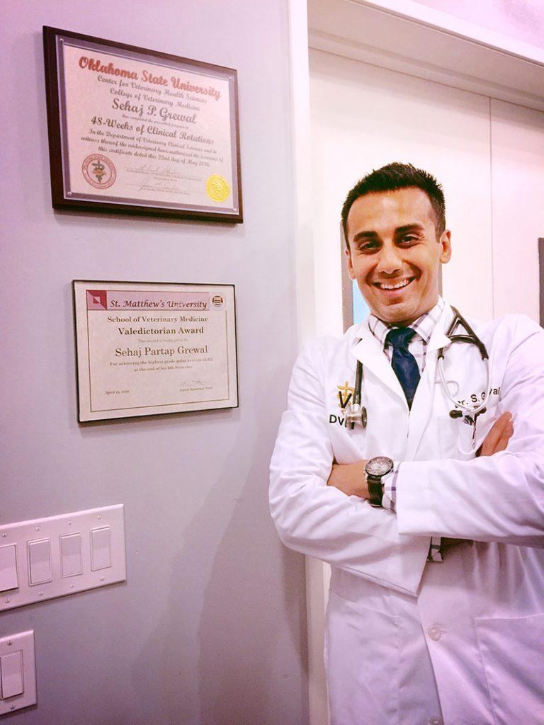 Dr. Sehaj Grewal