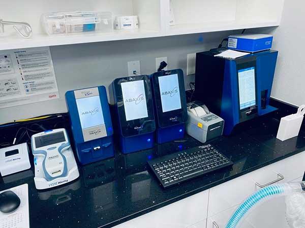 Pet Onsite Diagnostics